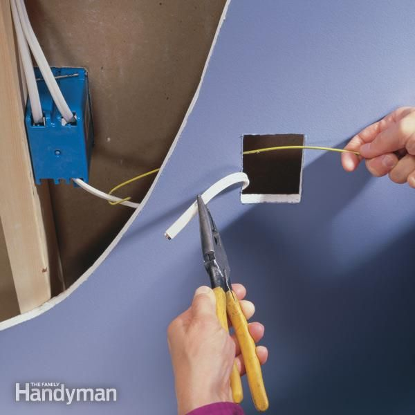 How To Add Additional Outlet Plugs Home Electrical Wiring Home