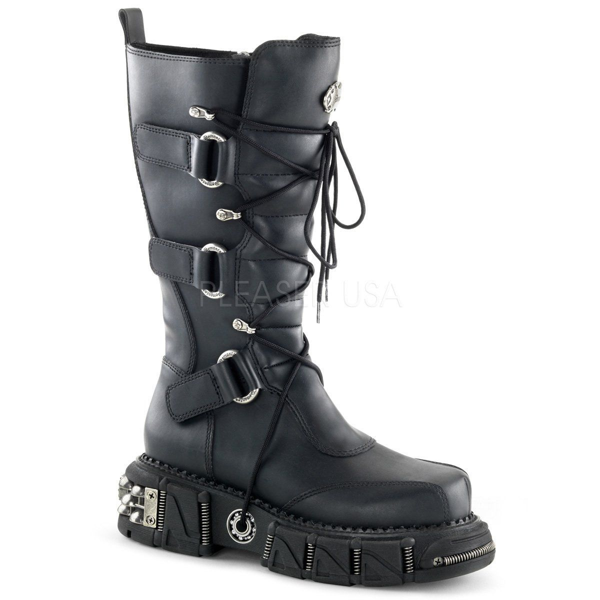 Pleaser Demonia Gothic Stiefel DMA-3005
