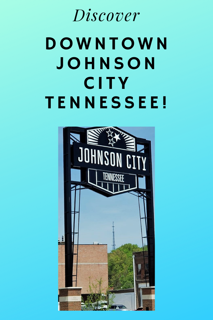 Discover Downtown Johnson City Tennessee This Rejuvenated Downtown Area Offers Biking Hiking And Walking Trail Johnson City Johnson City Tennessee Tennessee
