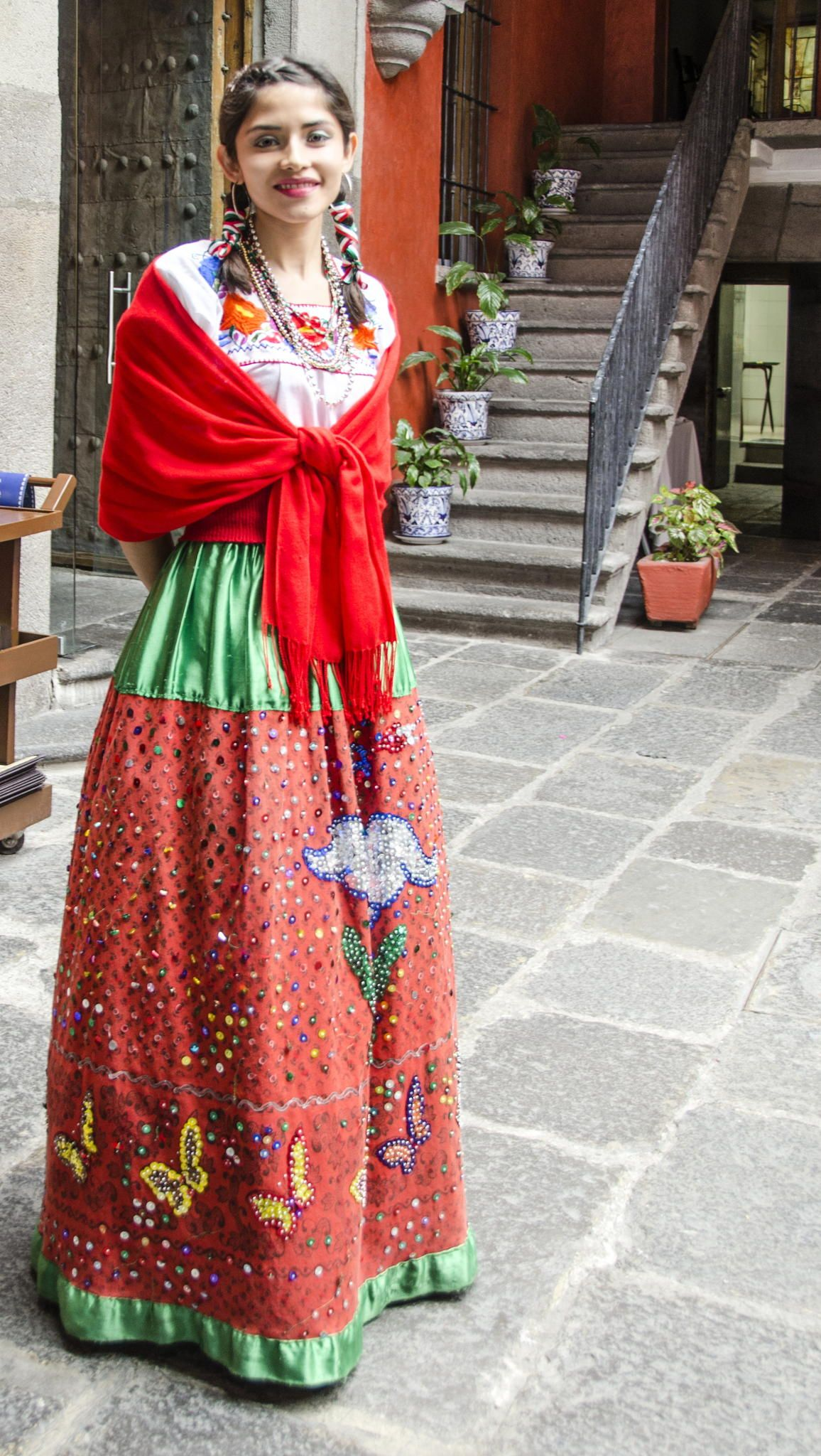 Girl in Puebla by Joe Routon | 500px | Traditional mexican