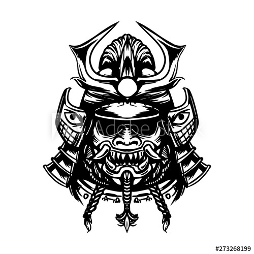 Red And Black Mask Vector Warrior Red Samurai Vector Japan Png Transparent Clipart Image And Psd File For Free Download Black Mask Japanese Mask Warrior