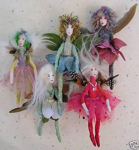 PATTERN - Making Fairies Fairy Doll Angel | eBay