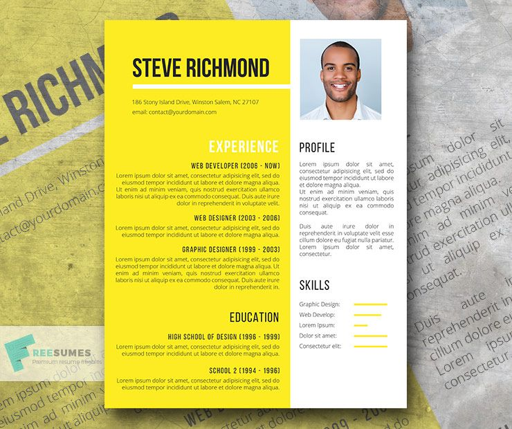 Sunny Valley Pinterest Template and Modern resume - resume valley