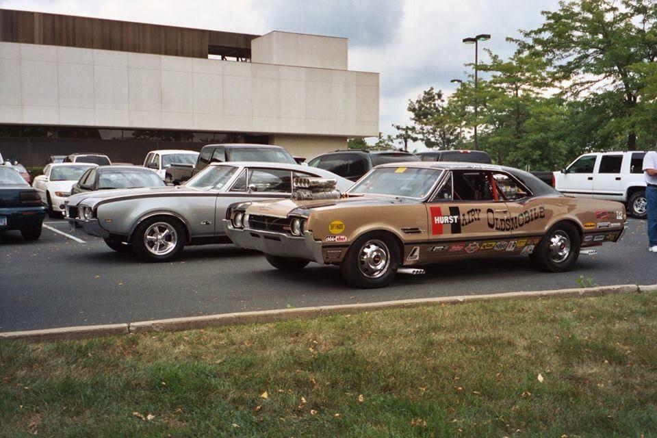 68 Hurst/Olds and Hurst Hairy Olds drag car | Hurst Olds ...