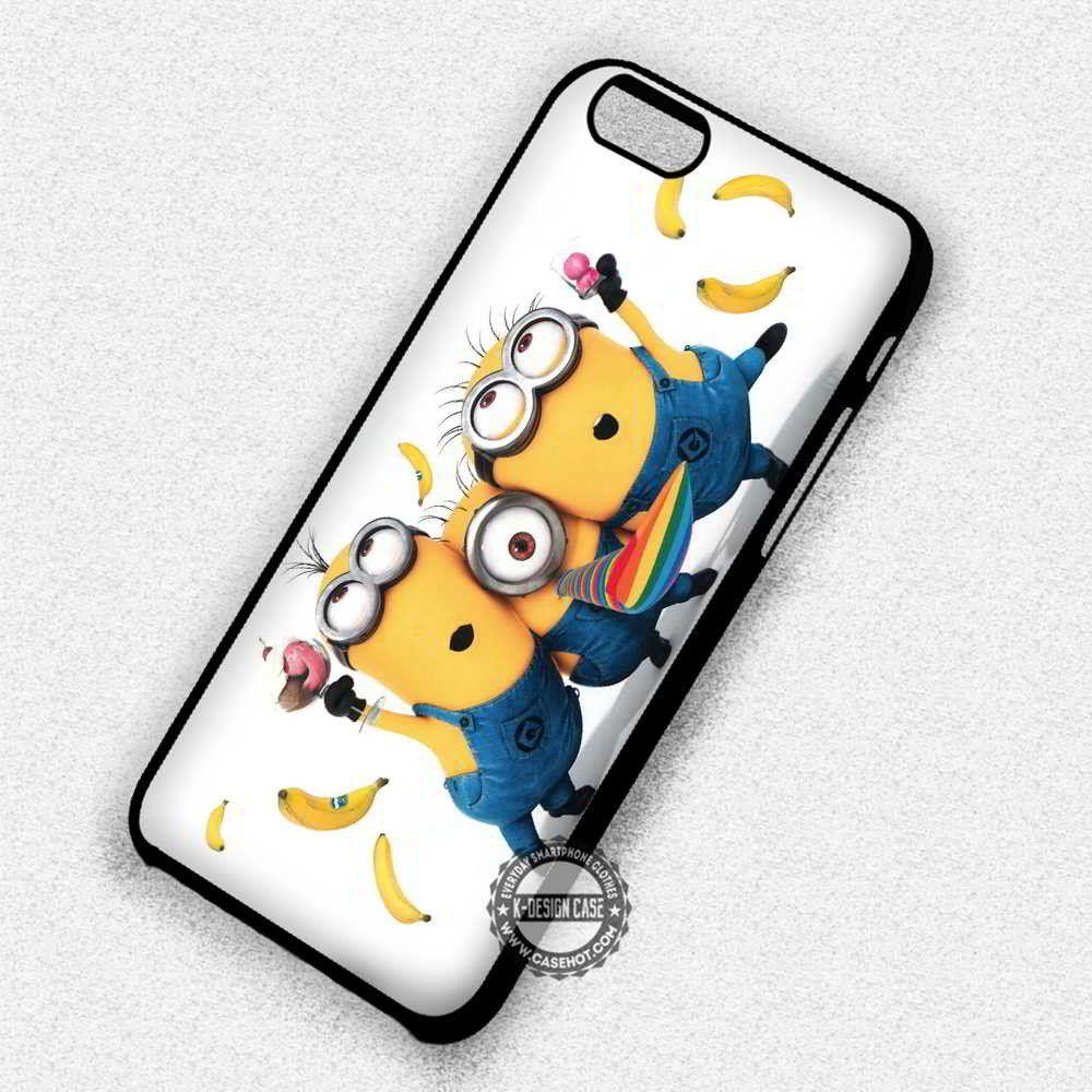 Banana Minion Despicable Me - iPhone 7 6 Plus 5c 5s SE Cases & Covers