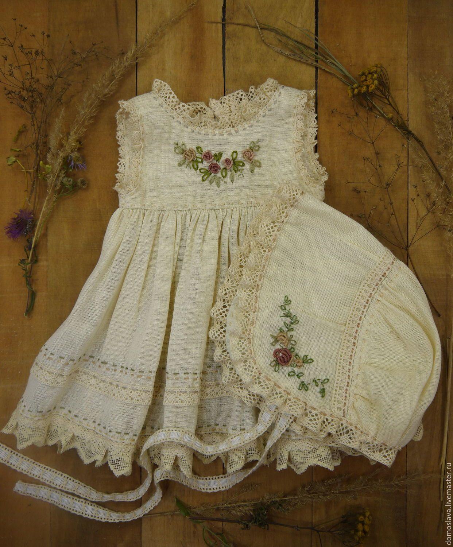 905d206cee1d2e2 Купить или заказать Одежда для кукол в бохо стиле в интернет-магазине на  Ярмарке Мастеров