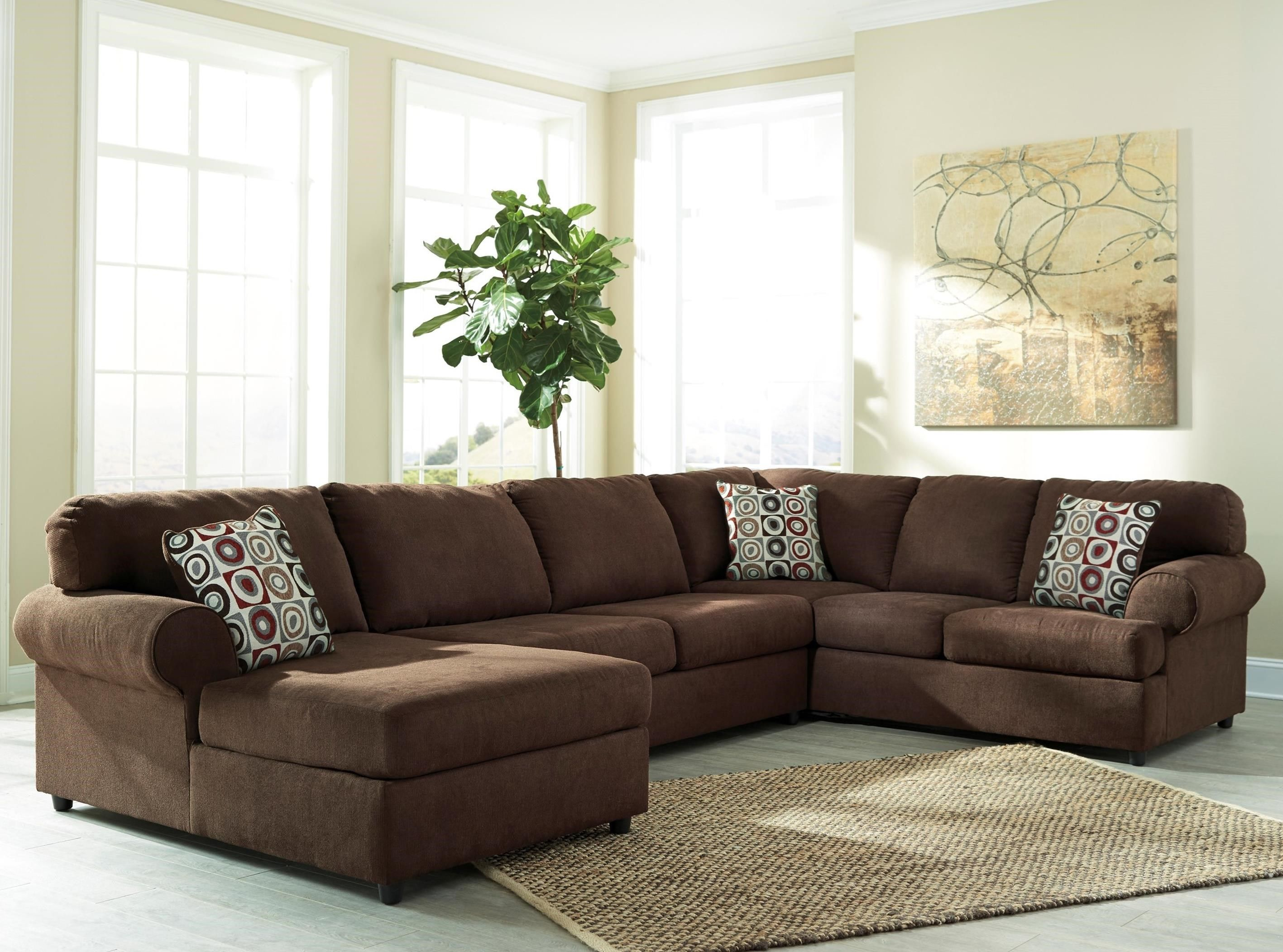 Best Jayceon 3 Piece Sectional With Chaise By Signature Design 400 x 300