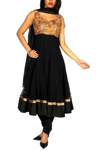 Black Anarkali with Peach Sequinned Bodice, http://www.junglee.com/dp/B00CX08P8Y/ref=cm_sw_cl_pt_dp_B00CX08P8Y