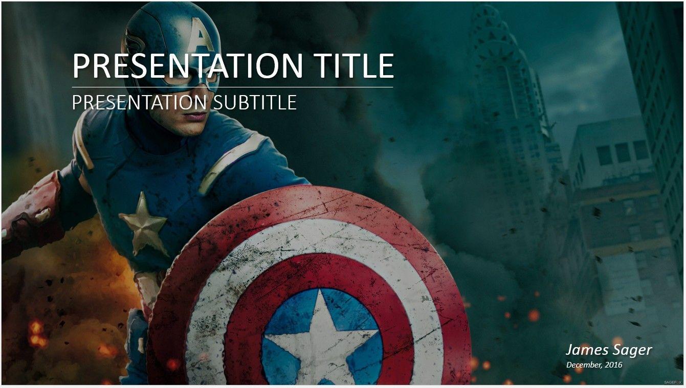 Avengers powerpoint free powerpoint templates pinterest avengers powerpoint toneelgroepblik Image collections