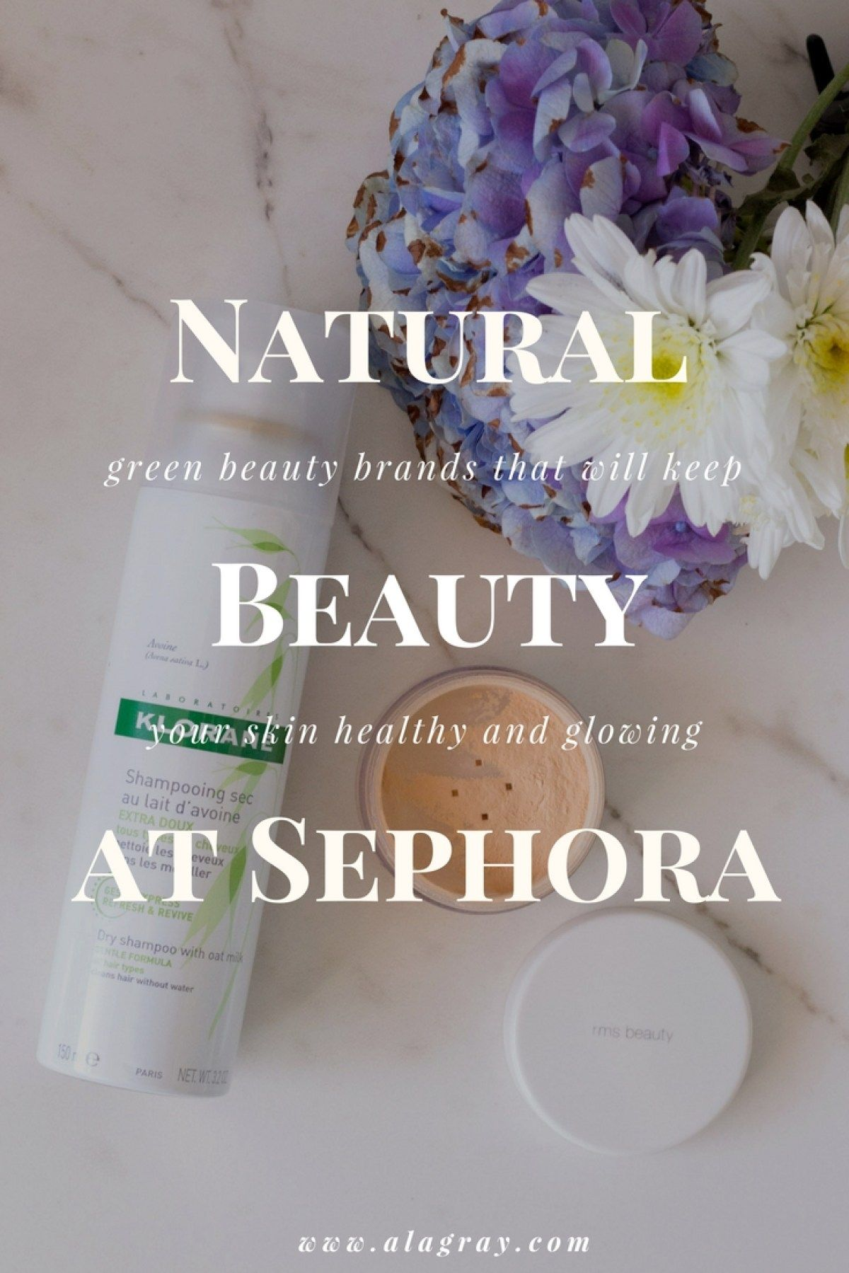 Natural Beauty Brands You Can Pick Up at Sephora Diy