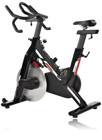 cardio fitness motionscykel