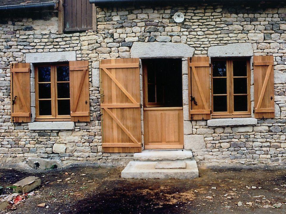 Rsultat De Recherche DImages Pour Porte DEntree Double Bois