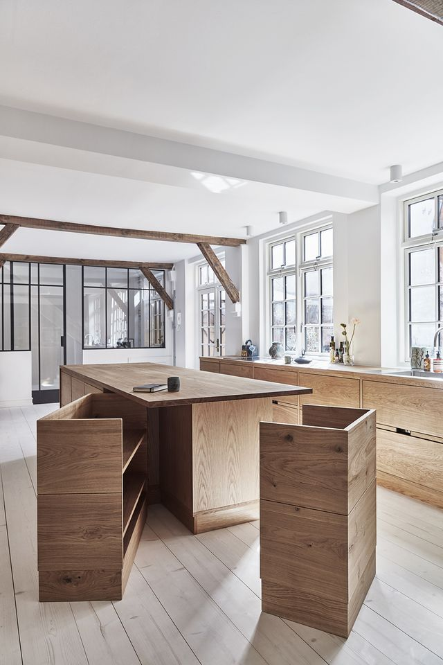 Kitchen Of The Week Lukas Grahams Stunning And