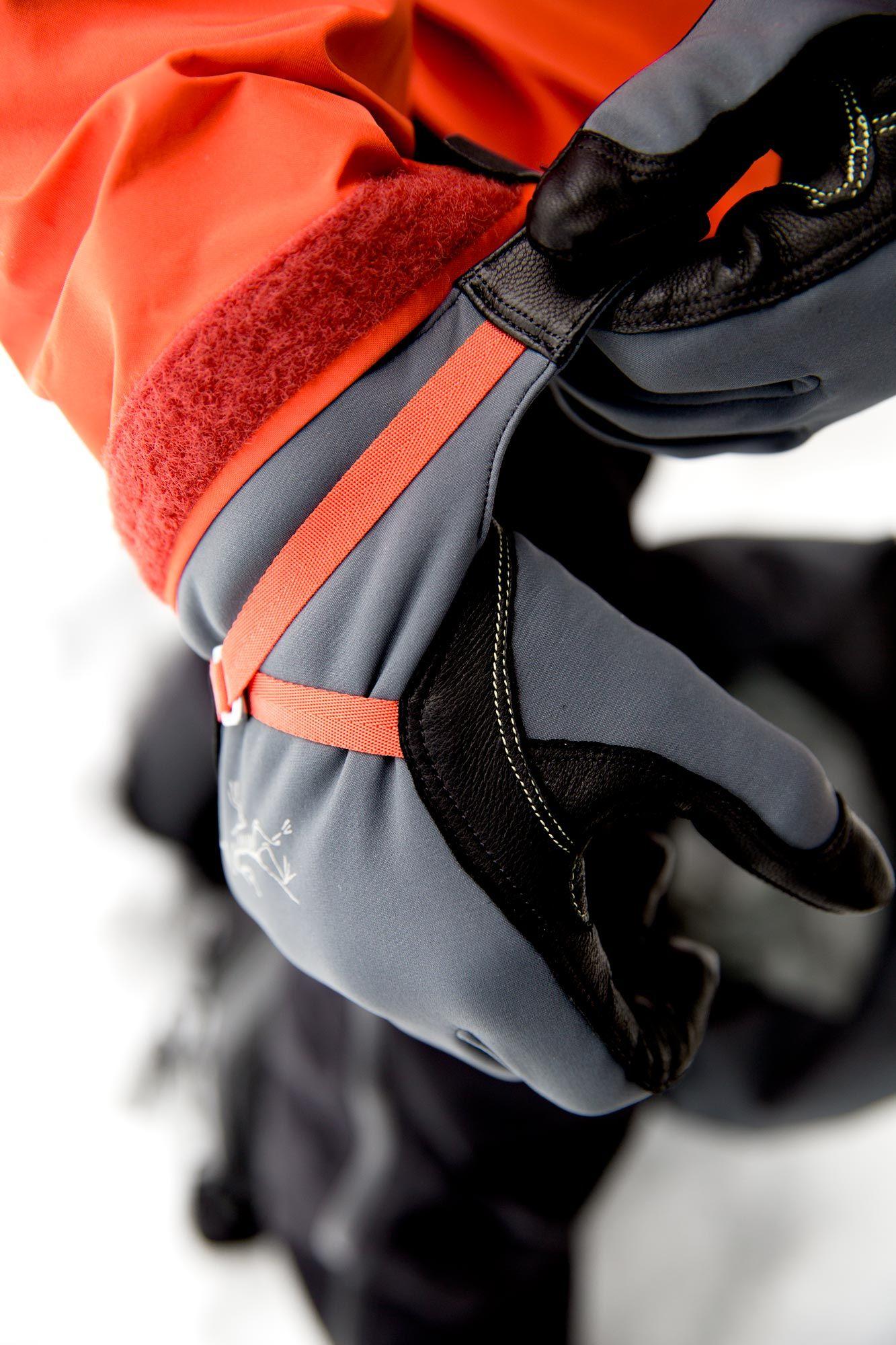 Mens leather gloves rei - The Alpha Sl Glove Superlight Windstopper Alpine Climbing Glove