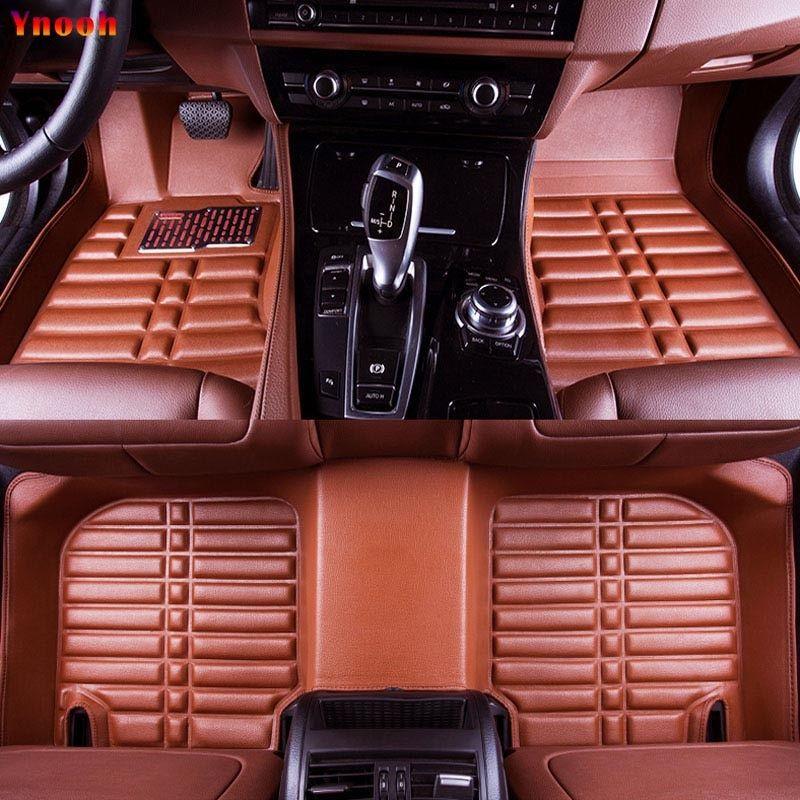 Ynooh Car Floor Mats For Nissan Qashqai J10 Note Murano Teana J32 Patrol Y61 Juke Kicks Patrol Y62 X In 2020 Custom Car Floor Mats Car Interior Accessories Wagon R Car