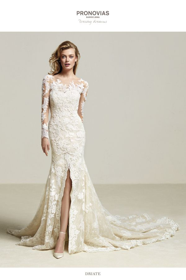Pin von Pronovias auf 2018 PRONOVIAS PREVIEW COLLECTION | Pinterest ...