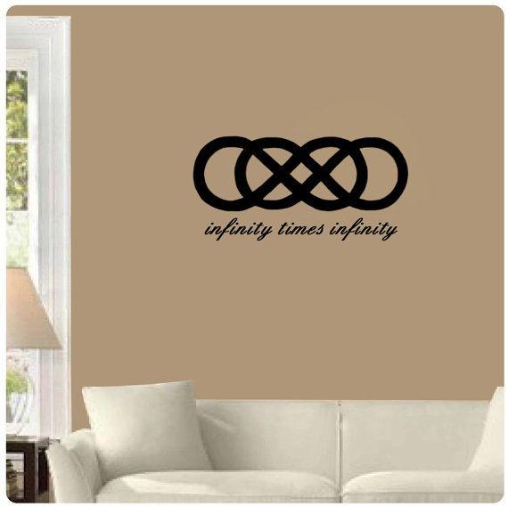 Infinity Times Infinity Double Infinity Symbol Romantic Wedding