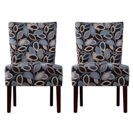 found it at wayfair dunley fabric slipper chair set of 2 288 38