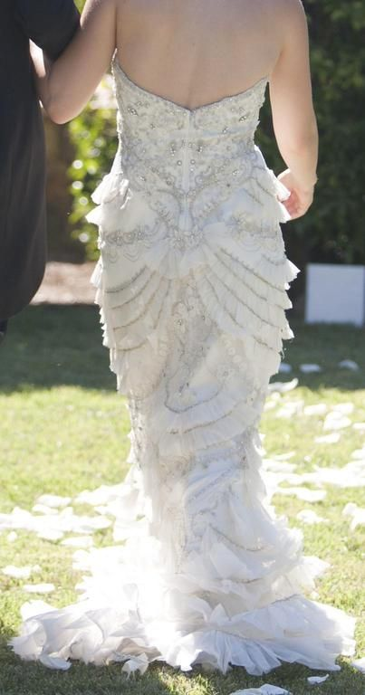 Lazaro 3059 3 500 Size 8 Used Wedding Dresses Wedding Dresses Bling Wedding Dress Beach Wedding Dress