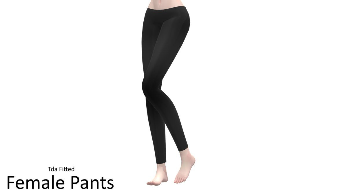 Pin By Jennifer Thomas On Mmd Models Female Pants Geek