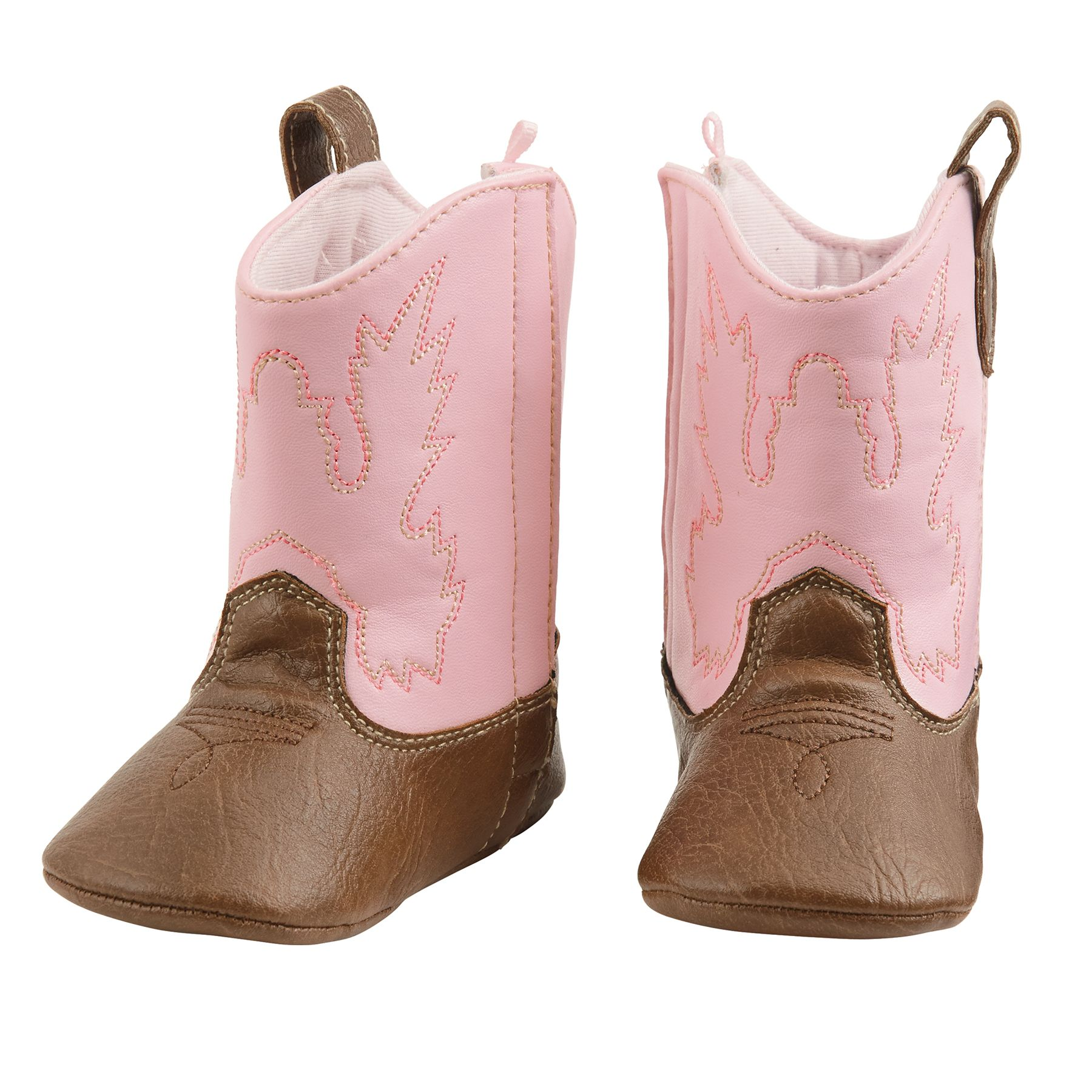 Pink Cowboy Boots by Mud Pie | Baby
