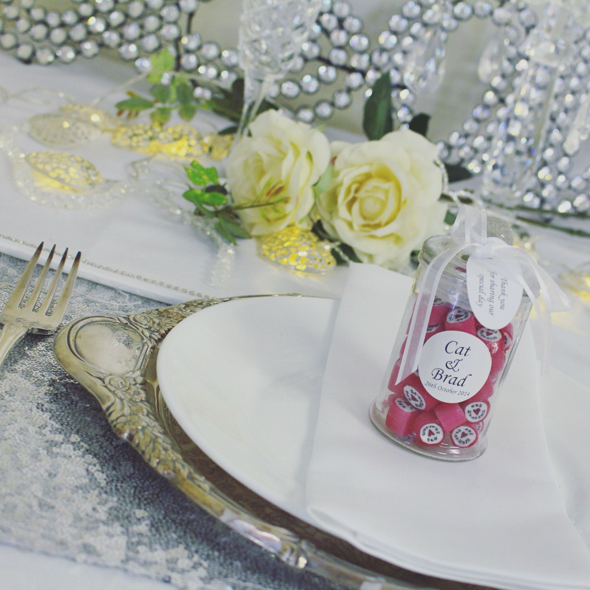 Wedding Table Favours | Midway Media