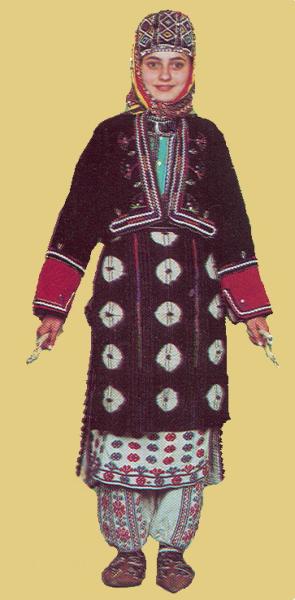 yöresel kadın başlıkları Bursa