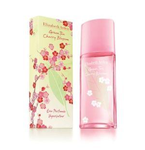 Elizabeth Arden Green Tea Cherry Blossom Eau de Toilette Spray for Women, 3.3 Ounce More picture by bunpacha