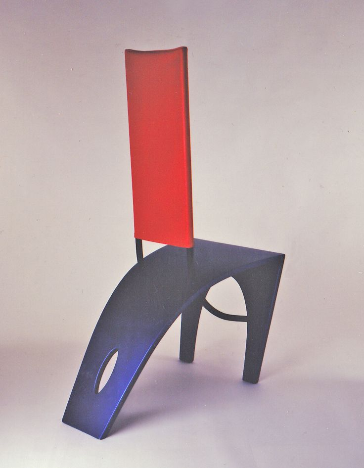 Long Tail Chair   Design Riccardo Beretta