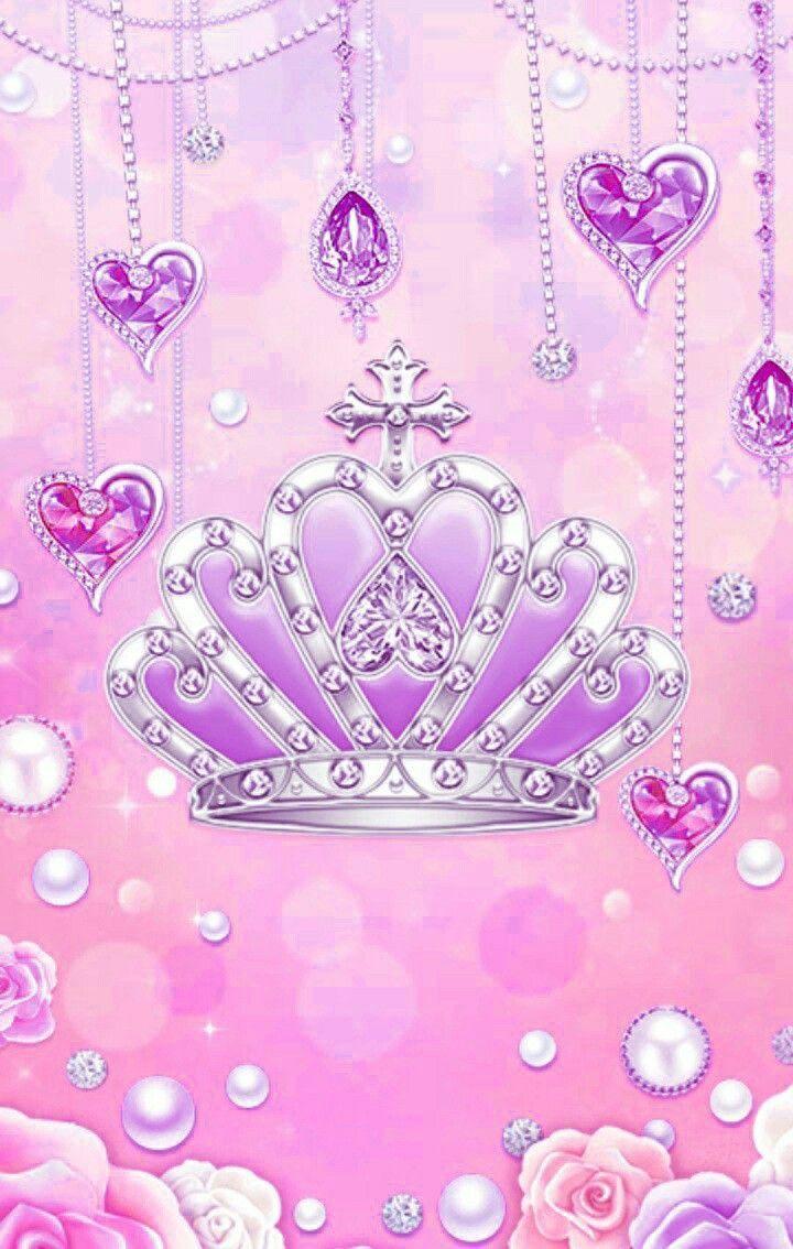 1080x2160 Crown on skull, golden crown, head wallpaper in
