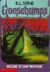 Remember these? Goosebumps books.. Awesome!