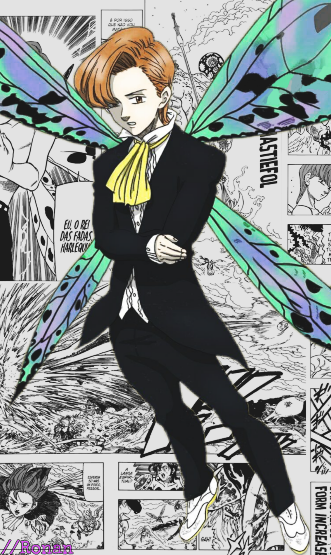 King Nanatsu No Taizai : nanatsu, taizai, Nanatsu, Taizai, Manga, Seven, Deadly, Anime,, Sins,, Anime, Sketch