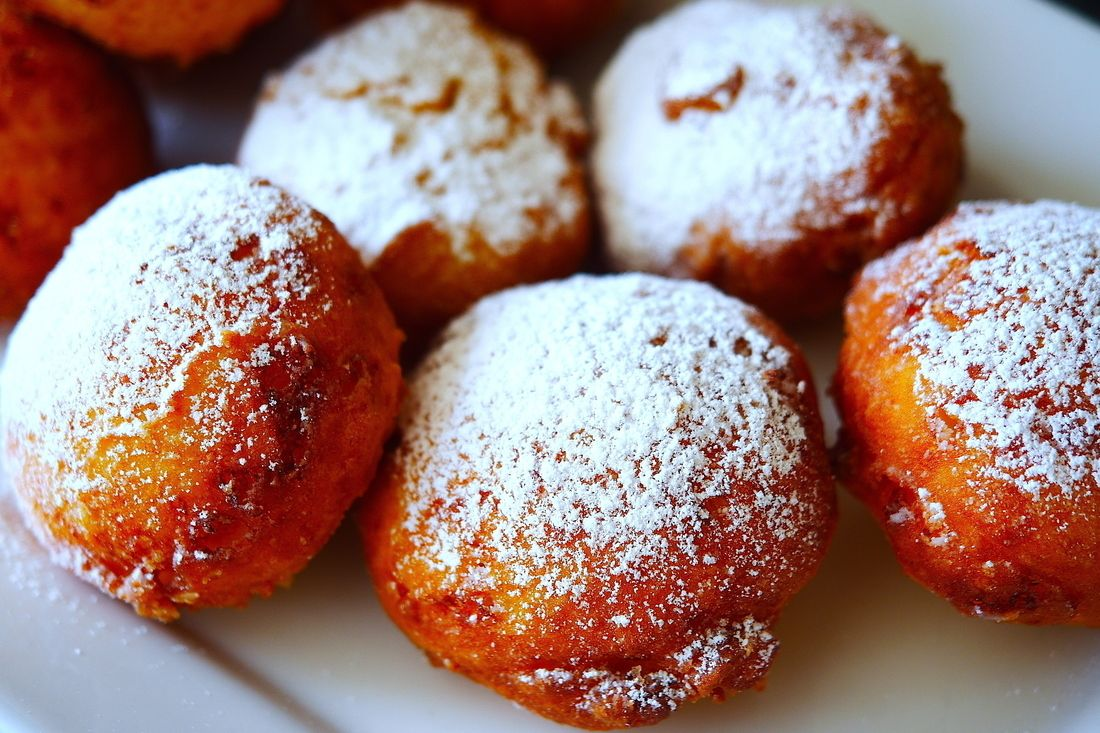 Cottage cheese donuts are a great dessert for breakfast 46