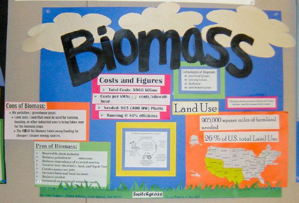 Greenewables Making Renewable Energy Poster Presentations Activity Biomass Energy Renewable Energy Renewable Sources Of Energy