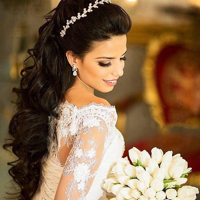 Preferência Resultado de imagem para cabelos noiva | maried time | Pinterest  UL29