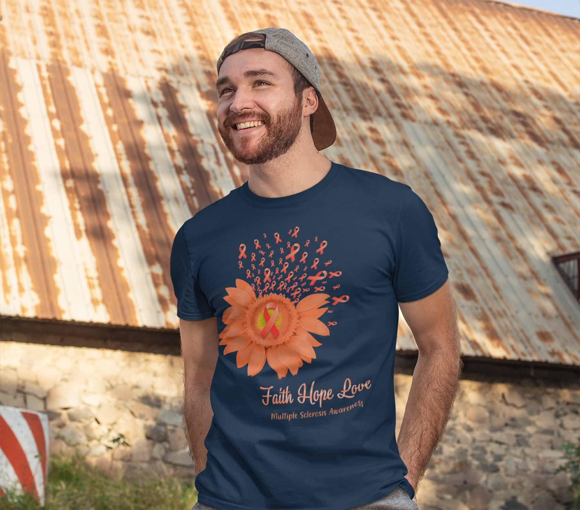 Men Sleeveless T Shirts Loose Faith Hope Love 100/% Cotton Blouse