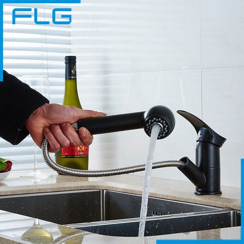 Kitchen Faucets Torneira Cozinha Brand High Quality Pull Out Spray ...