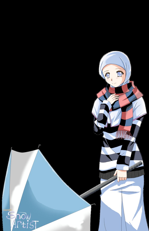 Muslim Anime by on