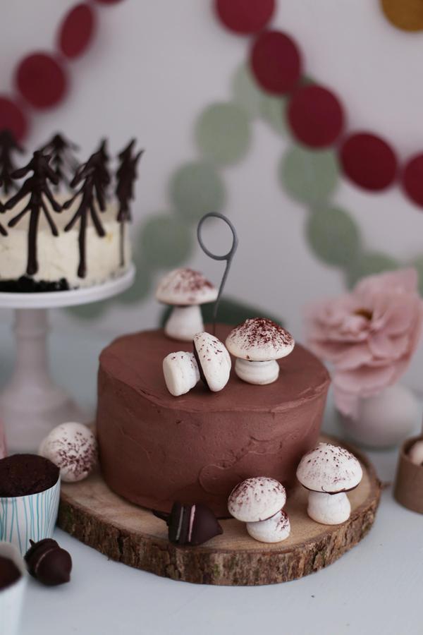 Im zauberwald mit minidrops no bake oreo cheesecake for Weisse kuchen bilder