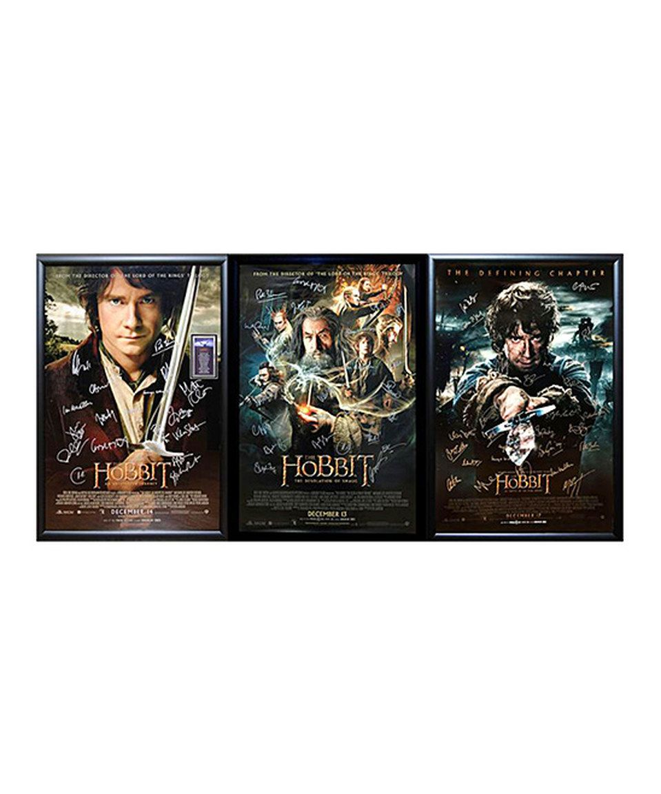 Look what I found on #zulily! The Hobbit Trilogy ...