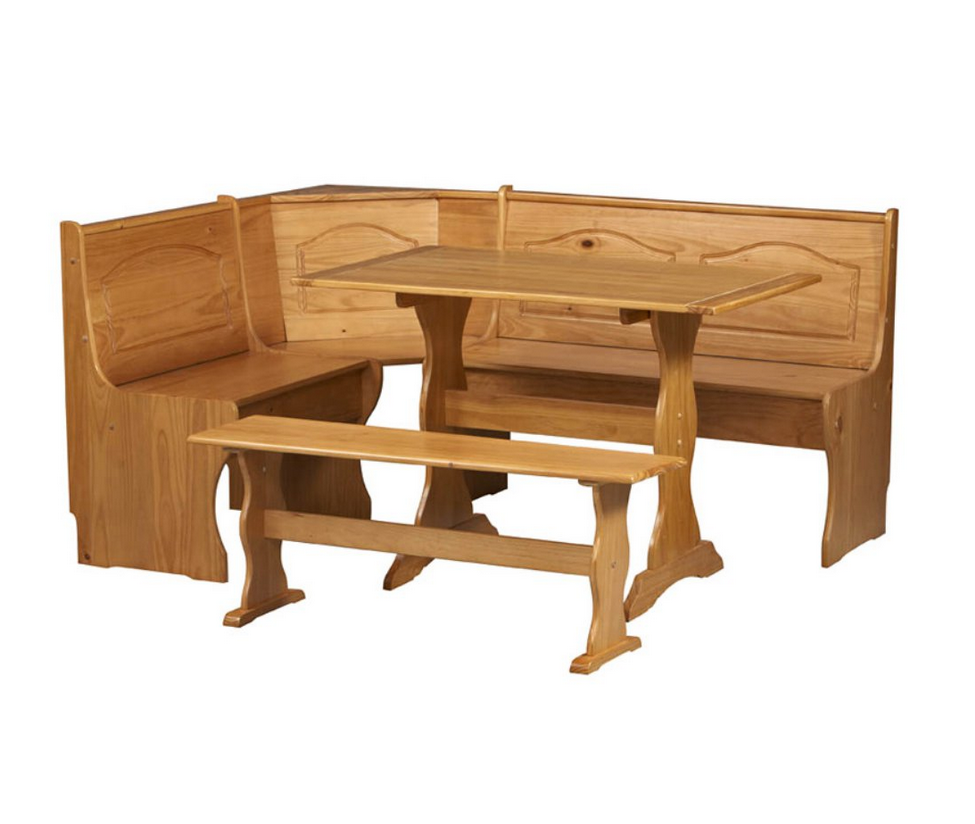 Nook Dining Tables Chelsea Dining Nook With Nook Dining: Breakfast Nook Corner Kitchen Table With Bench