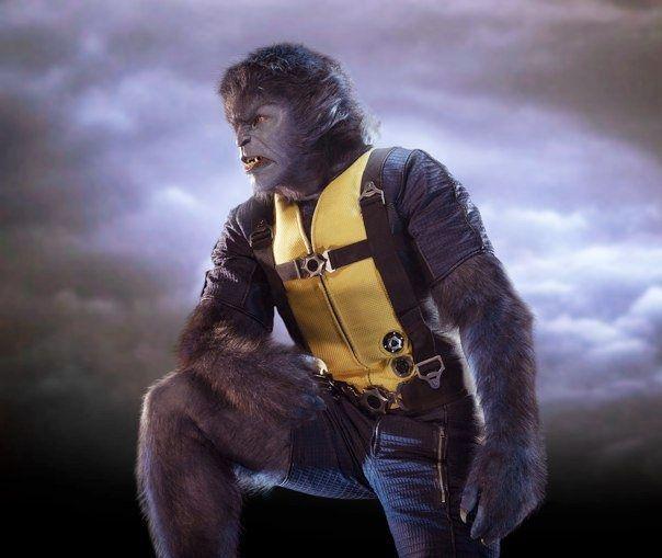 Nicholas Hoult As Hank Mccoy Aka Beast In X Men First Class X Men Beast Xmen Beast