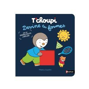 Livre T Choupi Devine Les Formes Choupi Livre Et Idee De Jeux