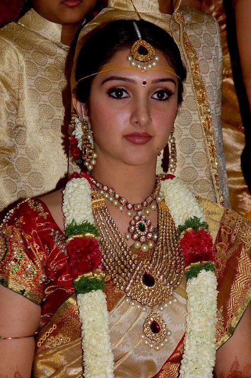 South Indian Bridal Get Up