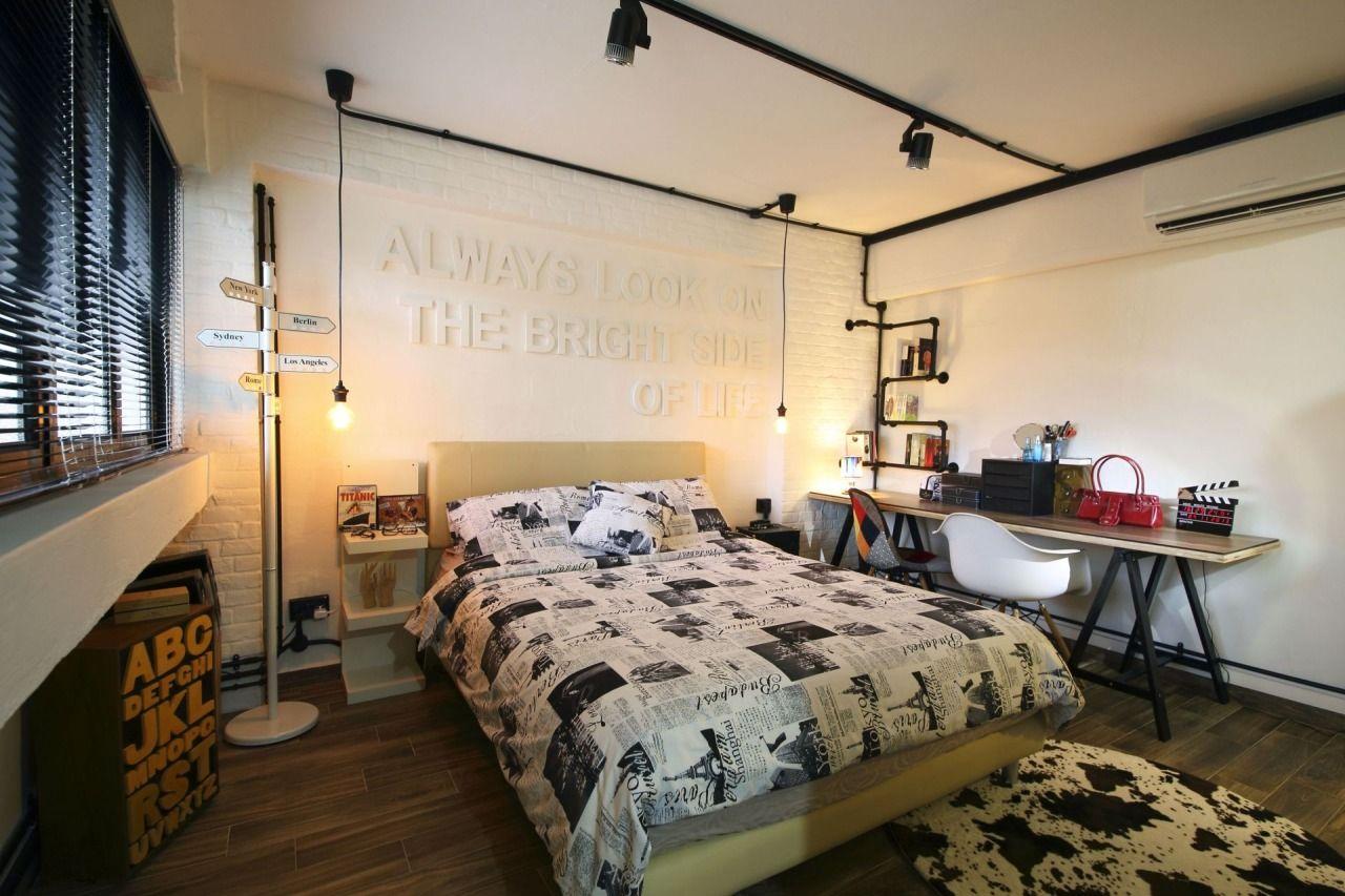 Master bedroom hdb  hdb interiors  Photo  Home Decor that I love  Pinterest