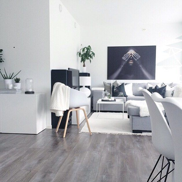 Page Not Found | Grey flooring living room, Living room ...
