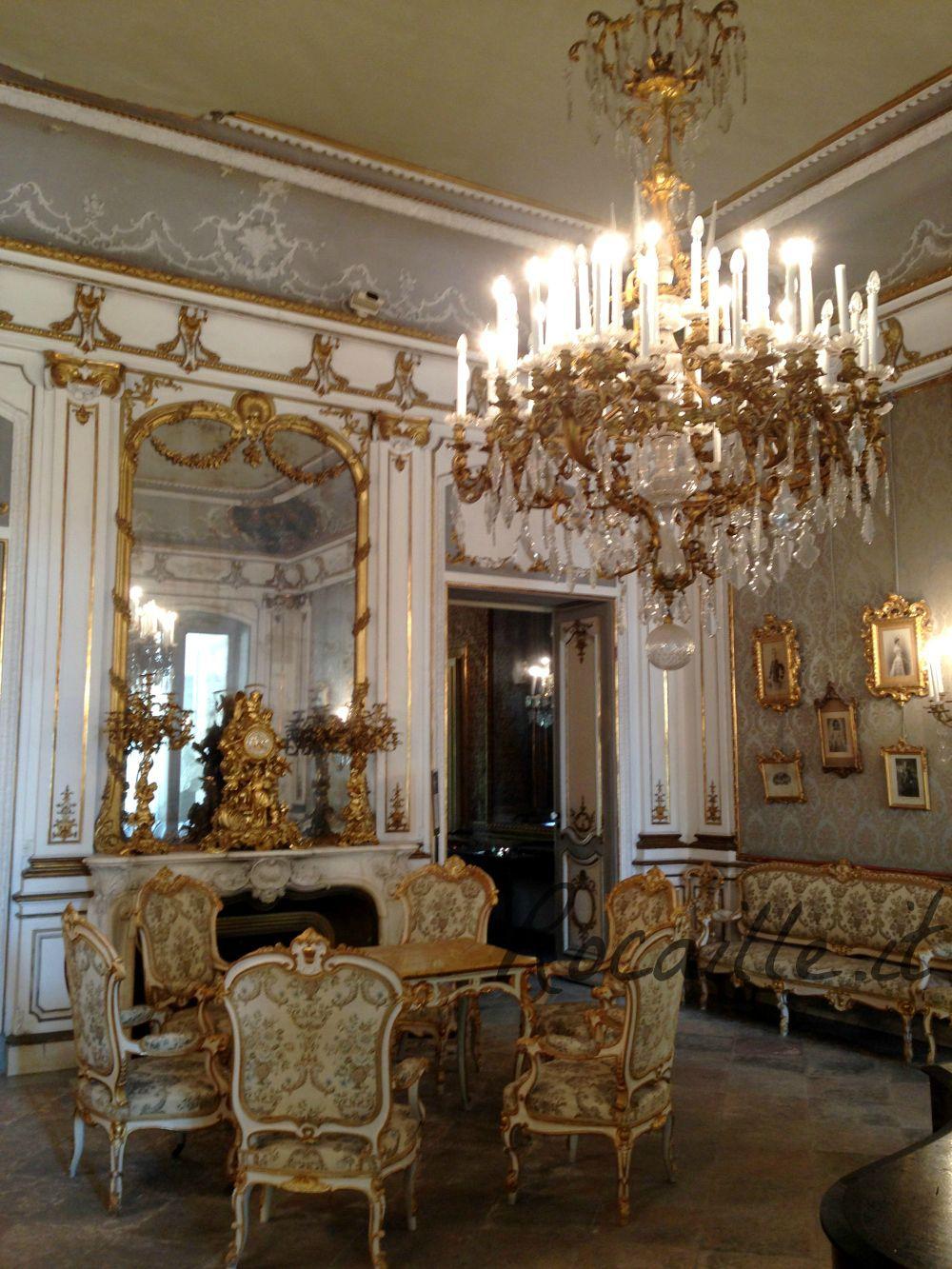 Villa Pignatelli, Napoli, 2019 Dekorasyon, Mobilya ve
