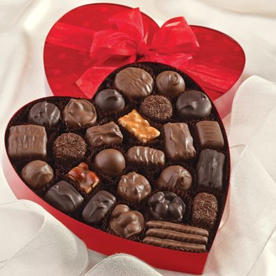 sees candy chocolates | to give or not to give valentine's, Ideas