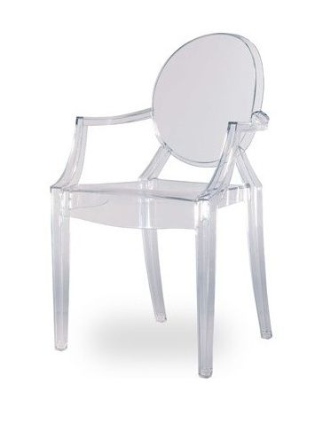 louis ghost crystal clear plastic chair gimme that. Black Bedroom Furniture Sets. Home Design Ideas