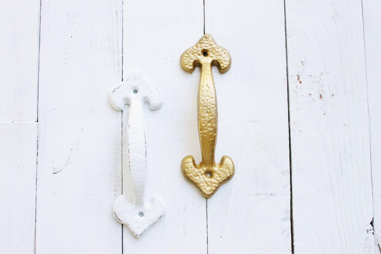 Fleur De Lis Cabinet Pull ,Barn Door Pull,Home Fixtures,Door Handle,Remodel Kitchen Cabinet,Steel Decor,Dark Gray Decor, Loft Style